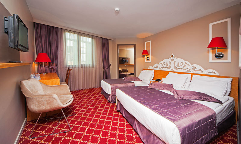Standart Double Room All Seasons Hotel Istanbul Best